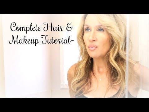 Complete Hair & Makeup GRWM