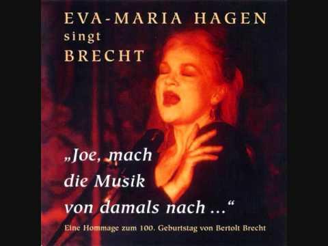 alabama song (k.weill/b.brecht) - eva maria hagen & nina hagen