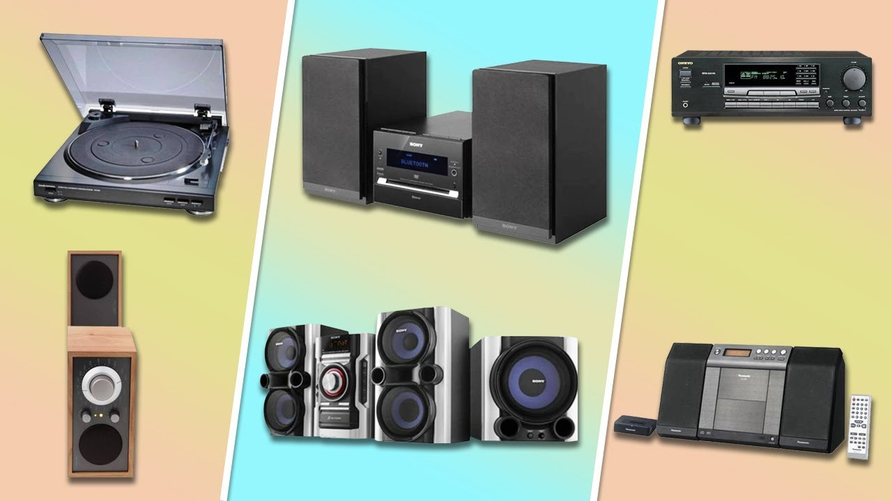 20 Best Home Audio System For The Money