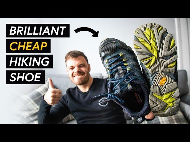 good cheap hiking shoes