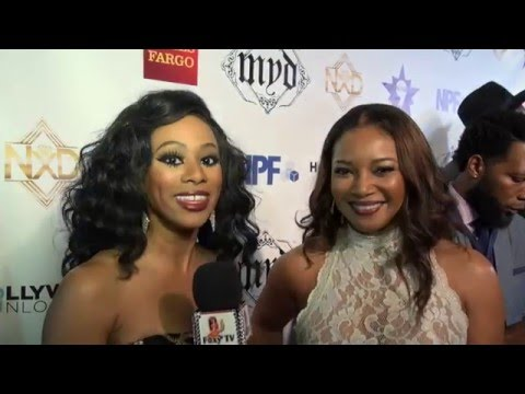 TAMALA JONES  8TH ANNUAL MANIFEST YOUR TOY DRIVE  FOXY TV