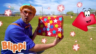 Download lagu BLIPPI LEARNS 1 - 10!  | ABC 123 Moonbug Kids | Fun Cartoons | Learning Rhymes