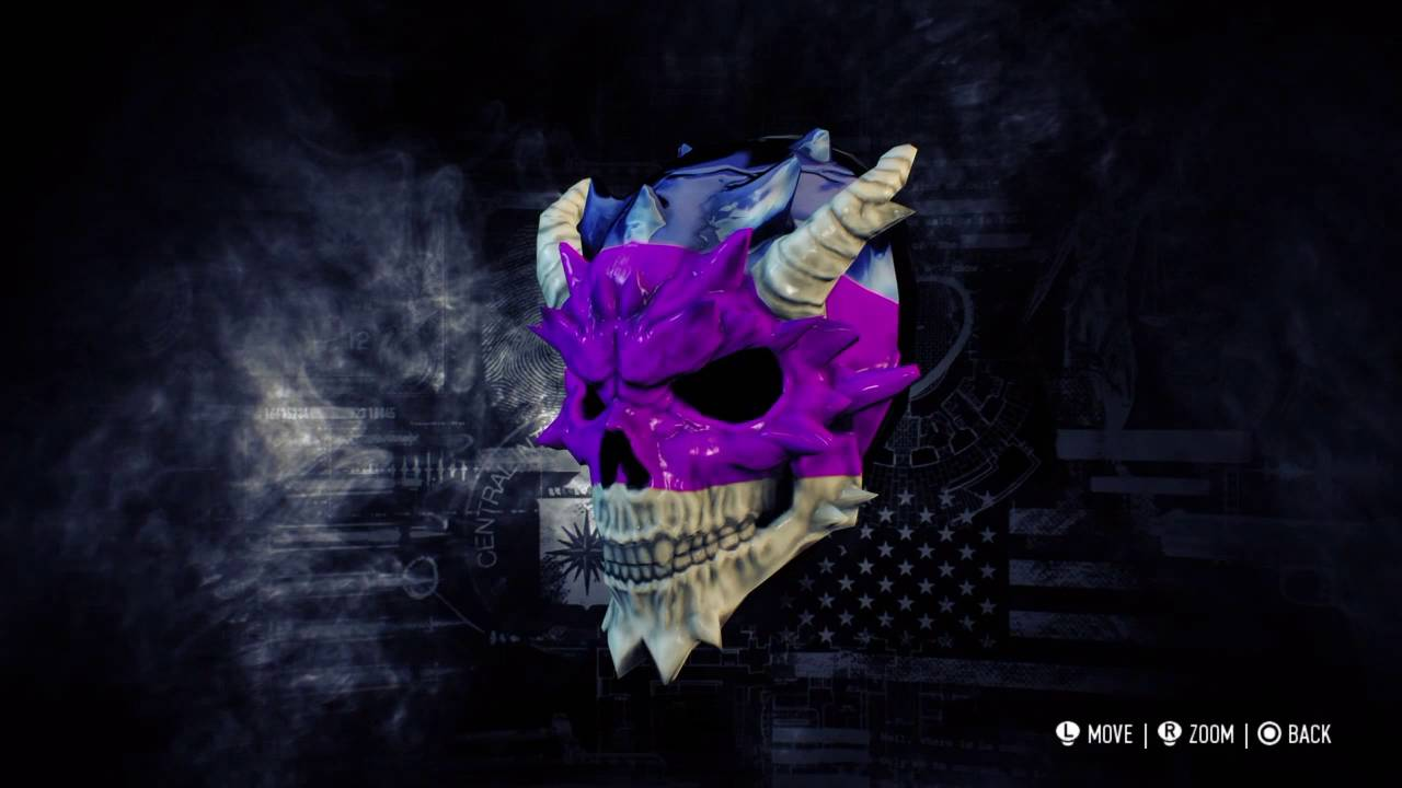 Payday 2 - overkill mask reaction (VOLUME WARNING)
