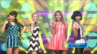Repeat youtube video 2NE1_0825_SBS Inkigayo_DO YOU LOVE ME