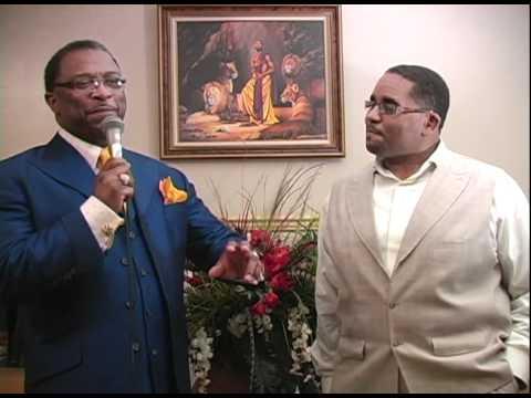 Interview With Pastor Hubert Lambert, Jr. (Lakeside COGIC - KCK)