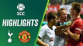 Tottenham vs. Manchester United 1-2 | Highlights ICC 2019