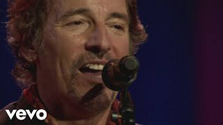 Смотреть клип Bruce Springsteen With The Sessions Band - Jacob's Ladder