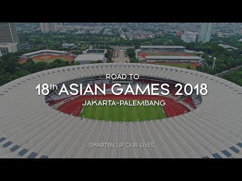 Penampakan Terkini Venue Asian Games 2018