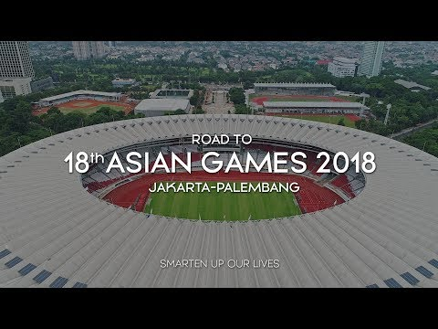 Penampakan Terkini Venue Asian Games 2018