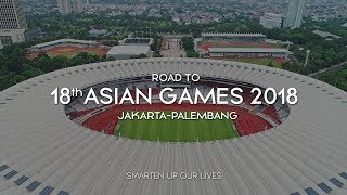 Download Video Penampakan Terkini Venue Asian Games 2018 MP3 3GP MP4