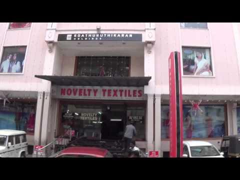 Wholesale Textiles Shops at Cochin Market Road - Ernakulam