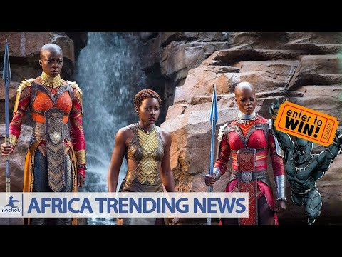African Black Panther Cast World Premiere Interviews  & Ticket Giveaway