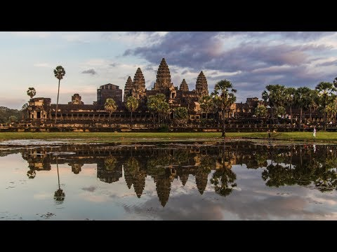 Angkor Wat Cambodia (Temple Guide Tour) Part 2