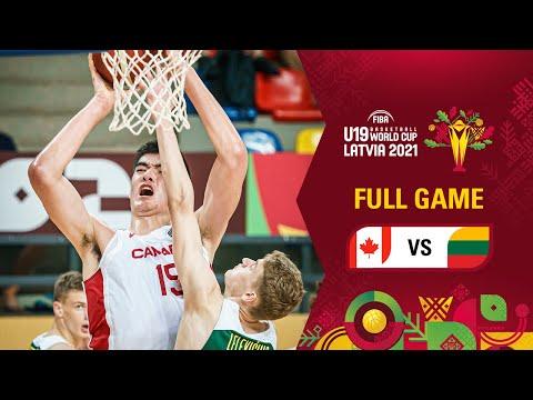 Canada v Lithuania