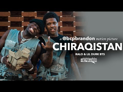 Ralo ft. Lil Durk - Chiraqistan | Behind The Scenes | (Shot by @bcpbrandon)
