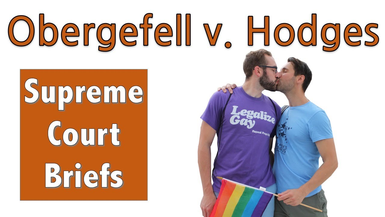 an analysis of obergefell v hodges In the landmark 2015 case obergefell v hodges, the us supreme court ruled  that all state bans on same-sex marriage were unconstitutional, making gay.