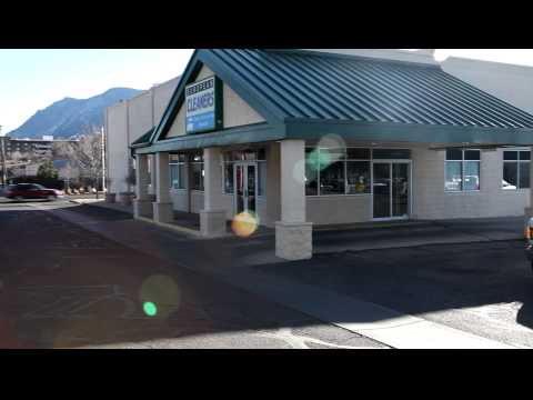 cleaning Colorado springs Dry Cleaners