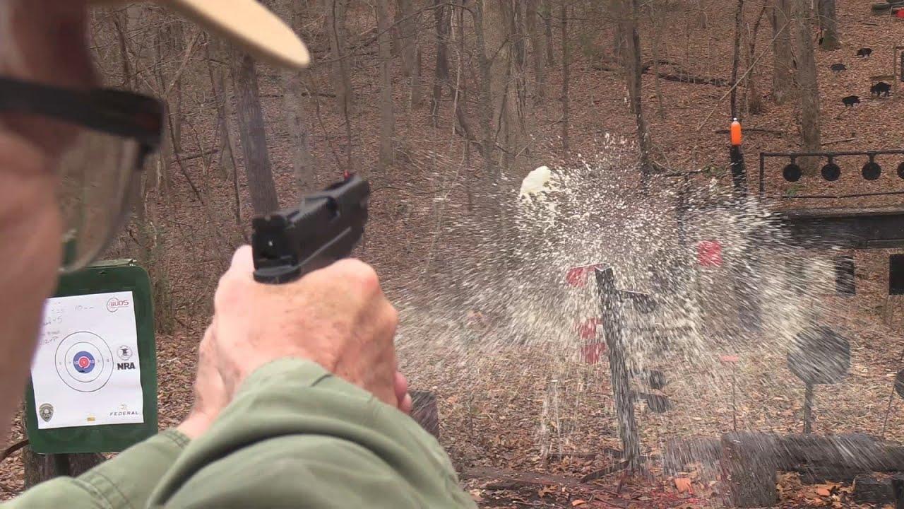Test Firing the Lee Armory AK47 Full Auto at Anteris