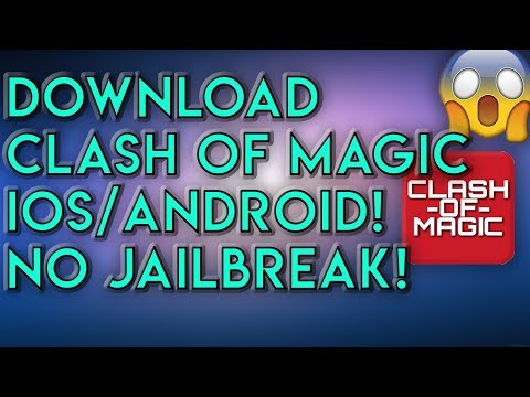 How To Download Cash Of Magic 👾 Clash Of Magic Download APK IOS & Android 👾 2019