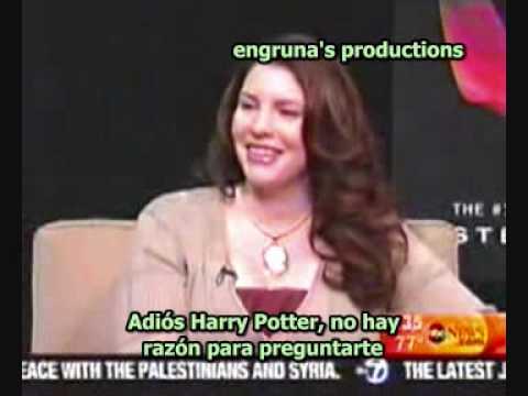 Twilight - Stephenie Meyer en Good Morning America subs español