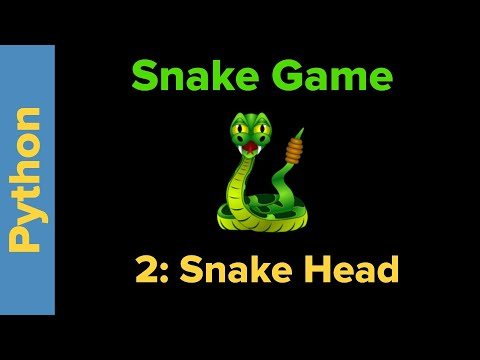 Snake Game in Python Part 2