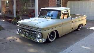 1964 C10 Chevy pickup bagged