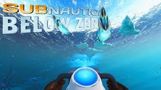 CATCHING PENGLINGS + SEAGLIDE!! | Subnautica Below Zero [#2]