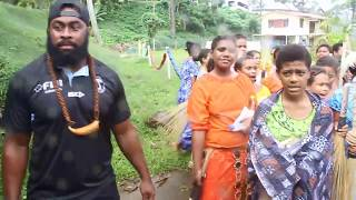 flying fijians CERE welcome