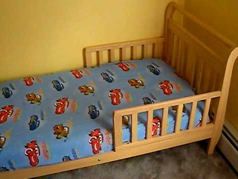 Storkcraft Toddler Bed Review