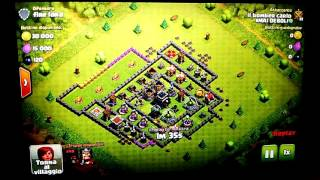 Il mio primo video di clash of clans