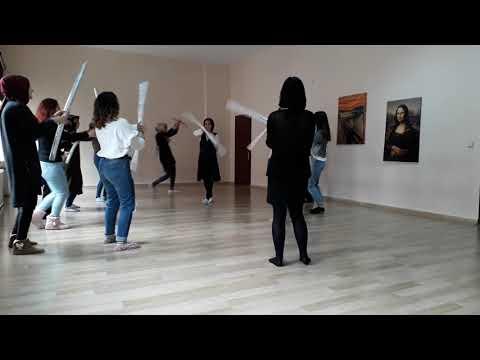 FAUN Federkleid Educational  Dance Cover