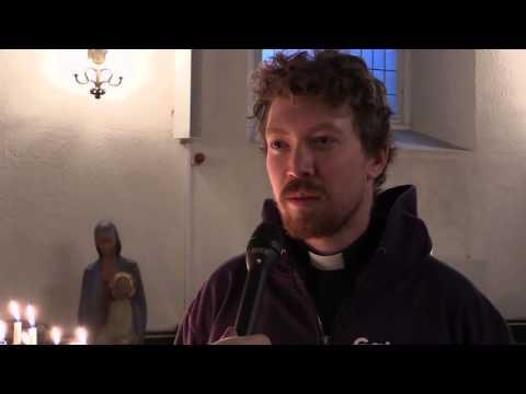 Bønn - intervju med gateprest
