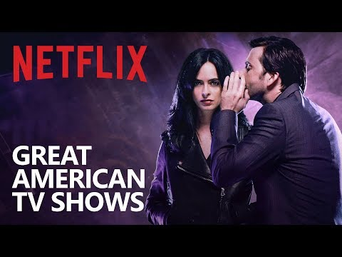 10 American Netflix TV Shows You Should Watch! (2017)