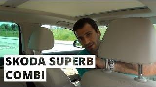 Skoda Superb II Combi 4x4 DSG 2.0 TDI 170 KM, 2014 - test AutoCentrum.pl #084