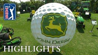 Highlights | Round 1 | John Deere