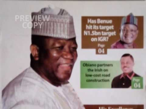 Documentary on the Nigeria Governors' Forum