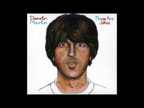 Demetri Martin - These Are Jokes(Full)