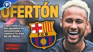 Le Barça prépare une drôle d'offre pour Neymar | Revue de presse