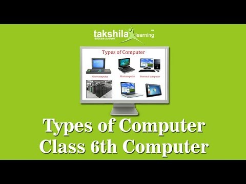 Class 6th Computer Science