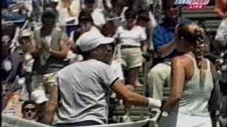 Hilton Head 2000 1/2 Finale - Seles vs Pierce Highlights