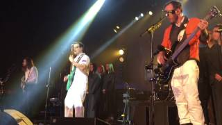Weezer - Foolish Father (choir part) at the Belasco EWBAITE