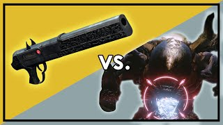 Destiny Taken King: The Chaperone vs. Golgoroth Hard Mode Challenge!