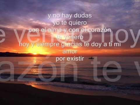 Juanes para tu amor (lyrics)