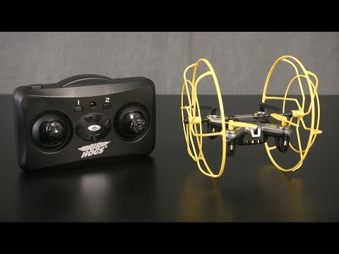 Air Hogs Hyper Stunt Drone from Spin Master