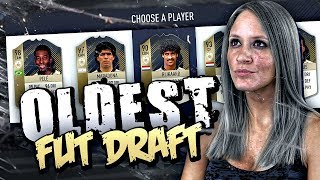THE OLDEST FUT DRAFT IN FIFA 18! | FIFA 18 ULTIMATE TEAM