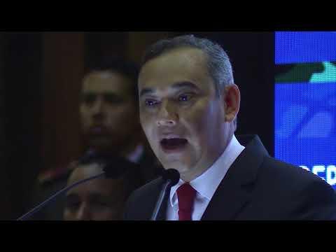 Daniel Estulin, conferencia magistral en el Tribunal Supremo de Justicia, Caracas