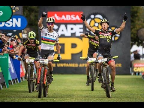 SCOTT SRAM Cape Epic Stage 5   Overall Lead