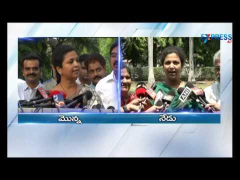 YSRCP MP Butta Renuka clarifies her controversy