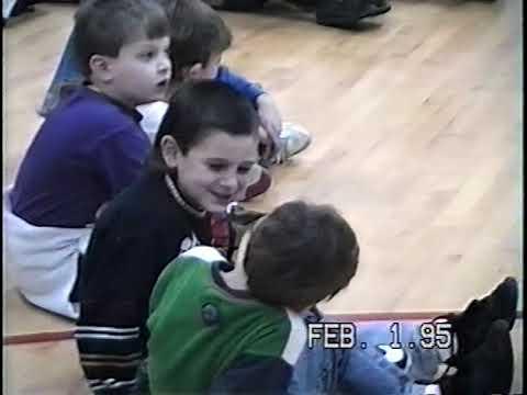 Dedham School  PE 1995 Video