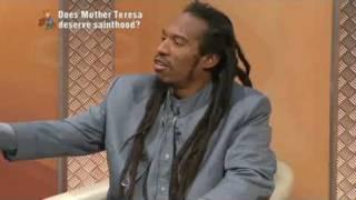 Benjamin Zephaniah slams Mother Teresa